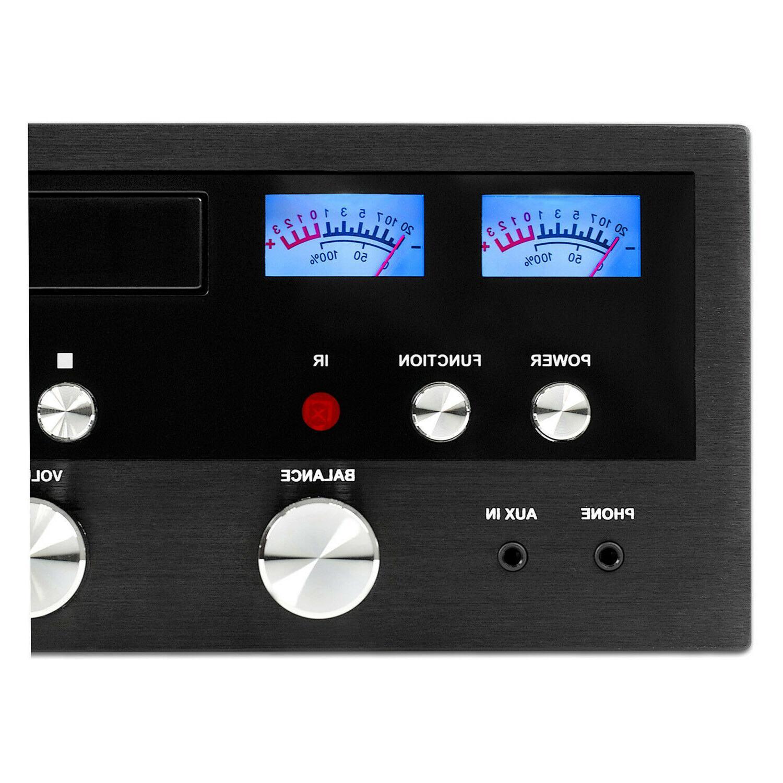 Bluetooth Stereo Radio Aux Shelf Stereos