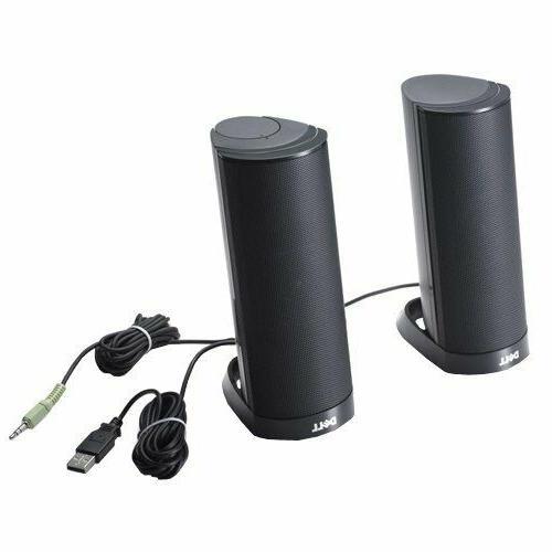 new computer speakers ax210 usb stereo speaker