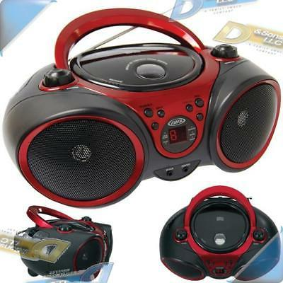 new portable stereo boombox stereo cd player