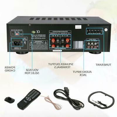 Pyle PT260A Digital Stereo Receiver