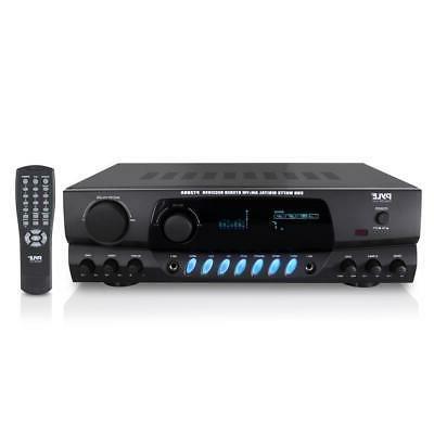 new pt260a 200 watts digital am fm