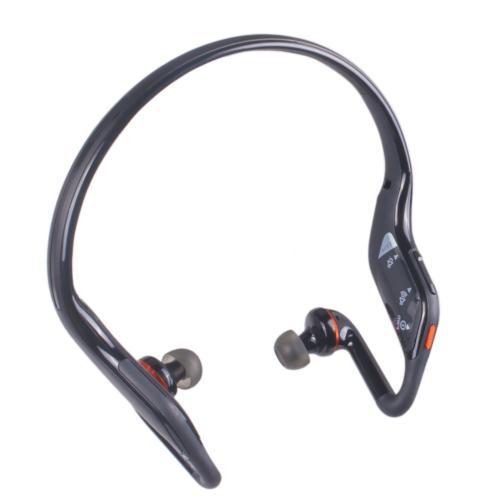 Motorola S11-HD All-BLACK Headphones ear