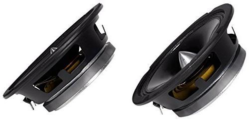 """Pair Competition 6.5"""" Watt Speakers/Titanium Tweeters"""