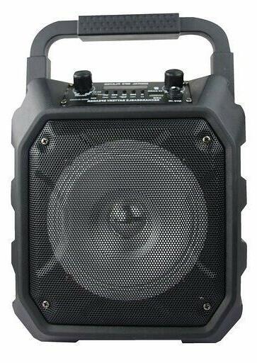 Party Big Led Portable Tailgate Loud Karaoke
