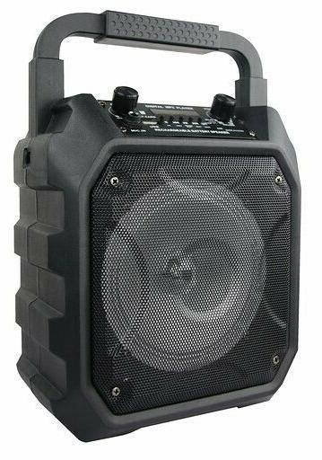 Party Big Led Tailgate Loud Karaoke