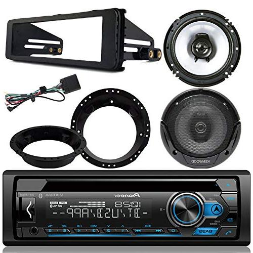 pioneer bluetooth cd stereo audio