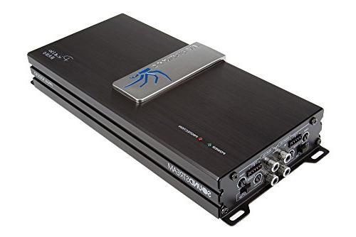 Soundstream PN4.1000D 1000W 4-Channel Picasso Nano Class D Car Audio Amplifier