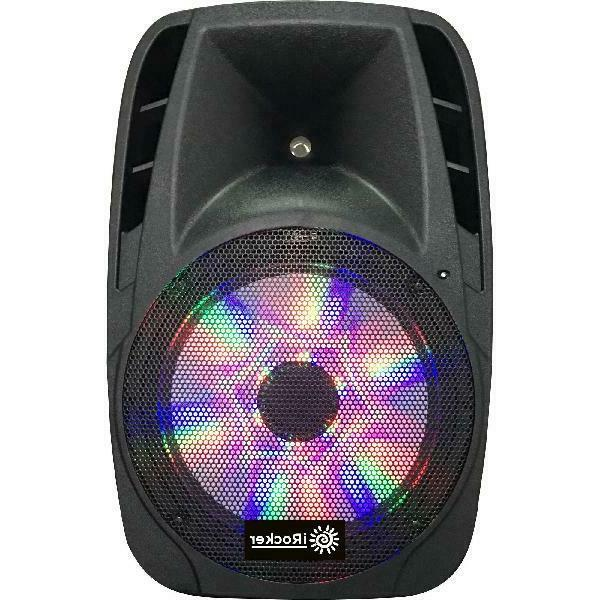 Portable Speaker 1000W Bass Stereo Sound