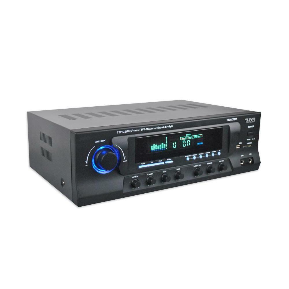 pt272aubt stereo amplifier receiver usb