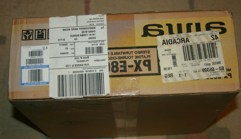 AIWA Full Automatic Record Player BOX
