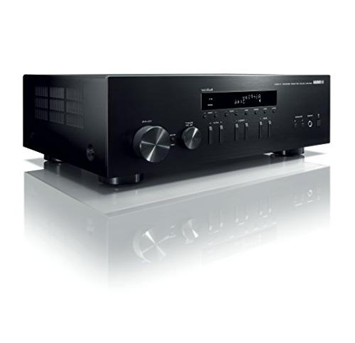 Yamaha R-N303BL Stereo with Wi-Fi Phono Black, Works Alexa