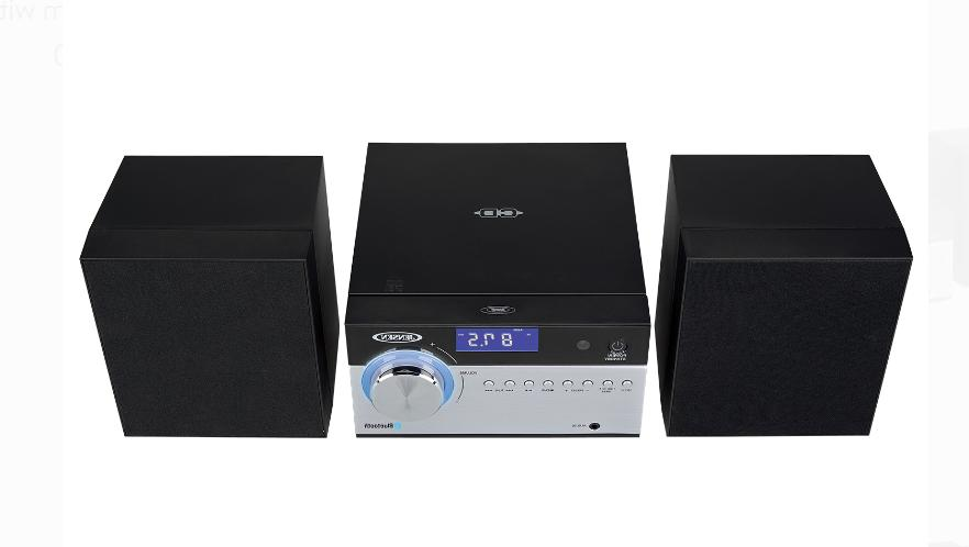 Home System Radio Bluetooth CD Compact