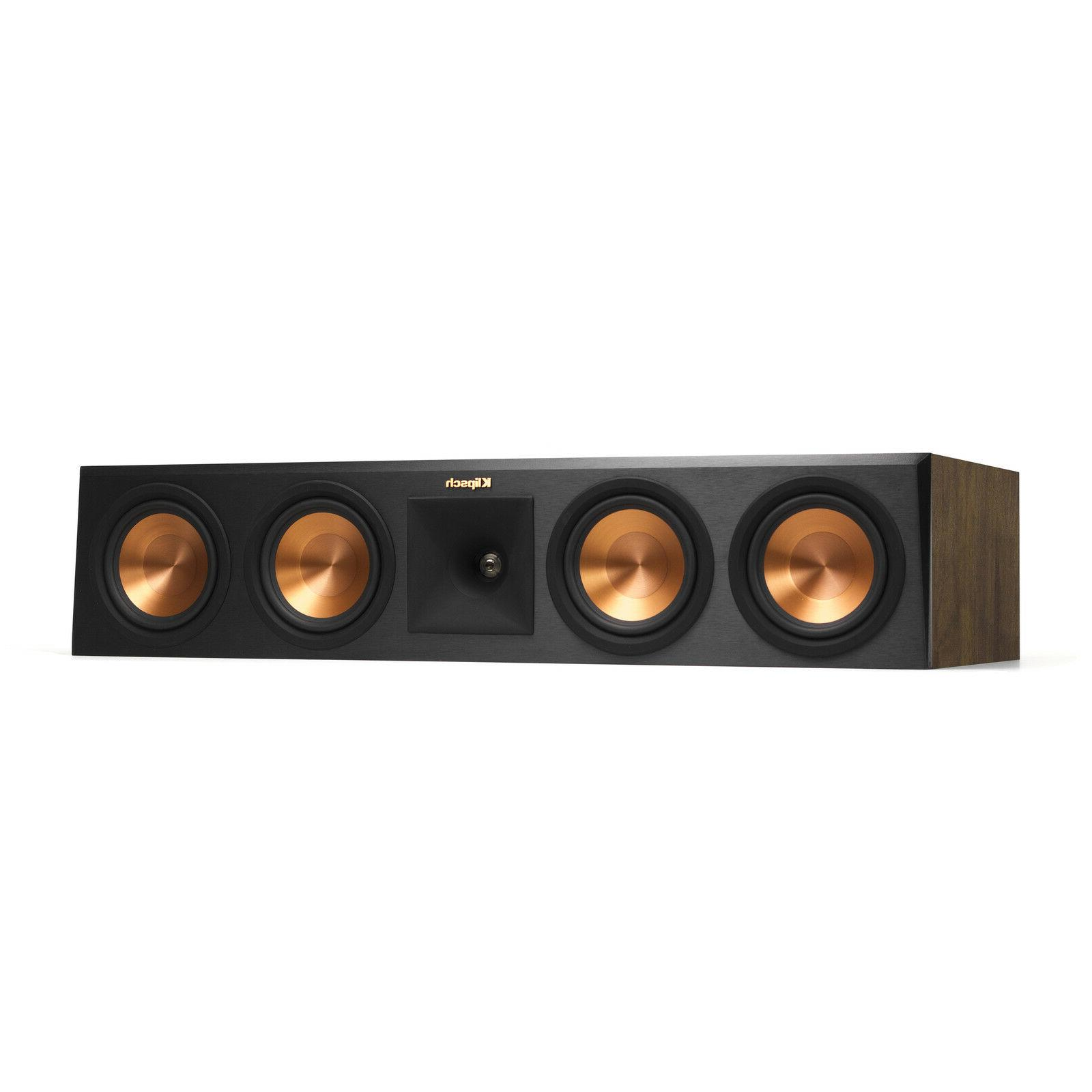 Klipsch RP-450CA Center Channel Speaker Atmos