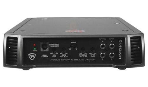 Rockville RMS Mono Stereo Amp