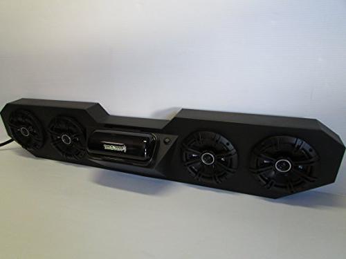 SD Kawasaki Teryx 2 Pioneer Stereo System Side Side