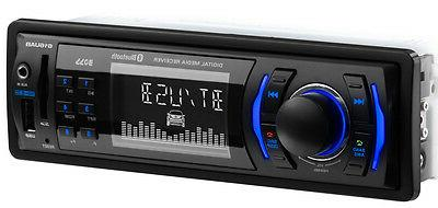 Boss Single Din Receiver USB Aux