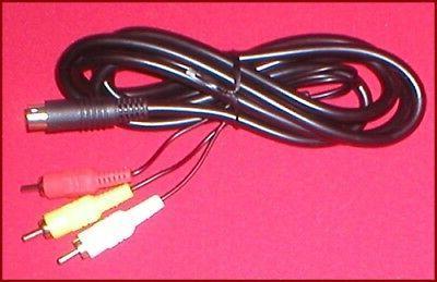 stereo av a v audio video cable