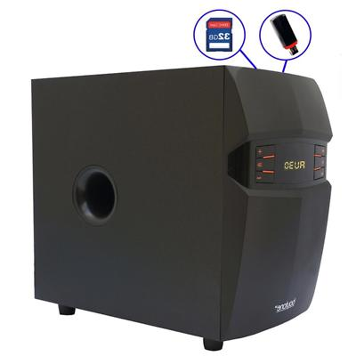Audio Shelf Sound Speakers Radio New