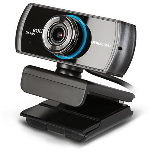 stream webcam 1536 1080p wide angle cam video streaming  rec