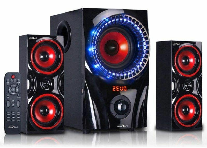 surround bluetooth speaker system