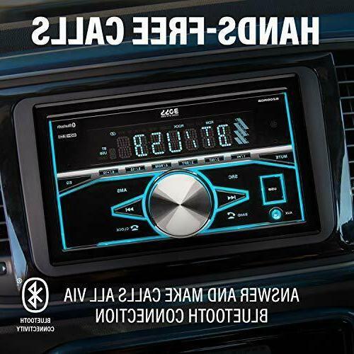 BOSS Multimedia Car Stereo Double Din, Audio