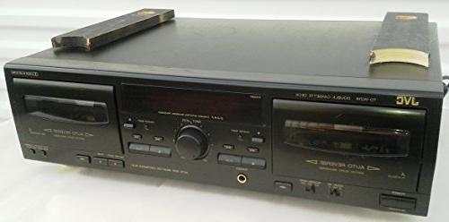 td w218 double cassette deck