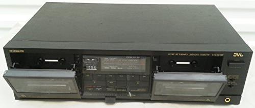 JVC Double Cassette Tape Complete Audio Vido Cables and Digital Service Manual Japan