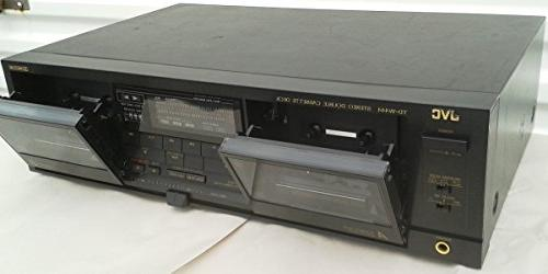 JVC Double Complete with Audio Vido Cables and Service