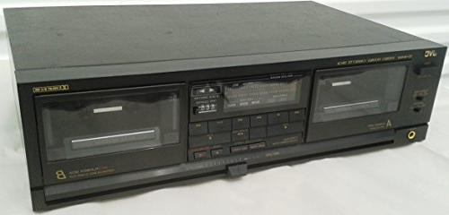 JVC Recordable Double Cassette Tape Complete Vido Cables and Digital PDF Service
