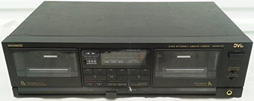 JVC Stereo Double Complete Audio Service -