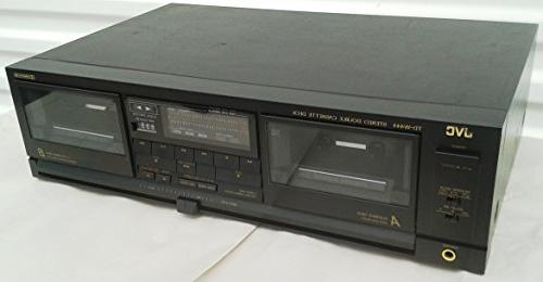 td w444 recordable stereo double