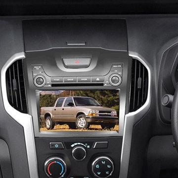 8 Inch Touch Car GPS for Chevrolet / Stereo Wheel Control IN+Free Rear Camera+Free Map USA