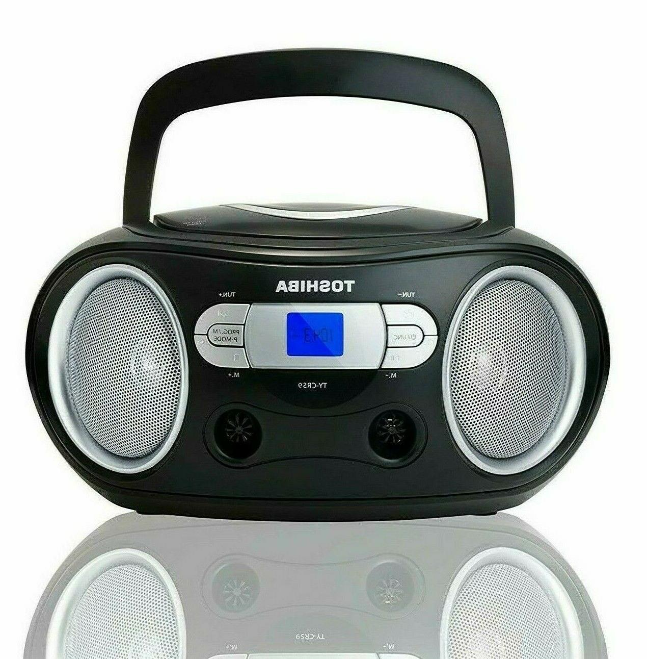 Toshiba TY-CRS9 Boombox and