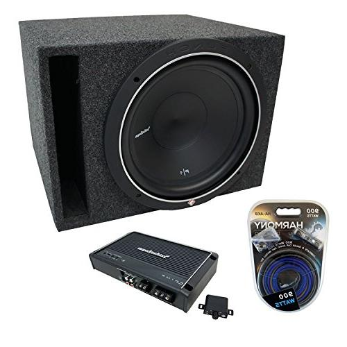 universal car stereo vented port