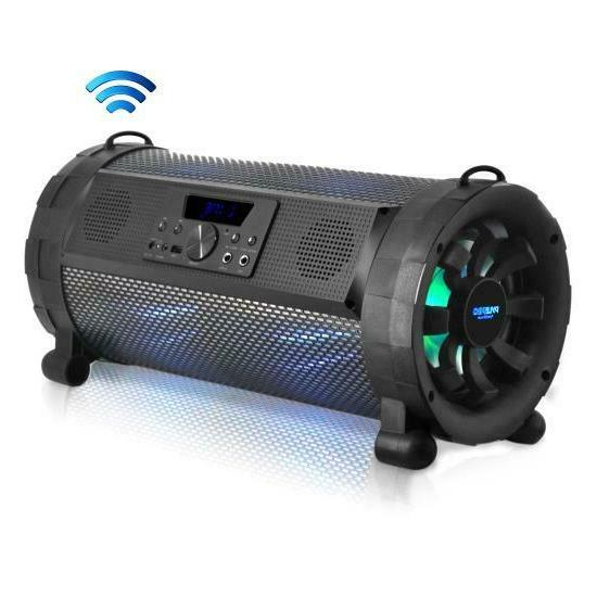 Pyle Bluetooth Street Blaster Stereo Portable Wireless Power / MP3 System Remote,