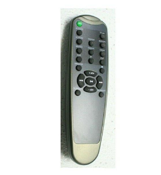 Innovative Technology Victrola VTA-600BRC Remote Control for