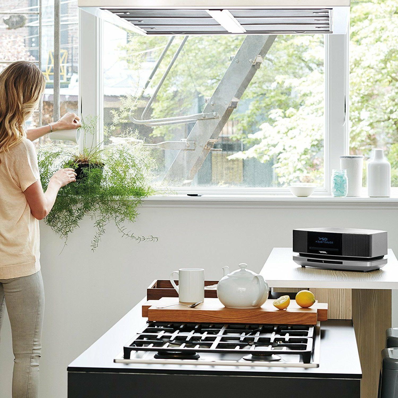 Bose Wave Music System IV, Alexa, Espresso TAX!!