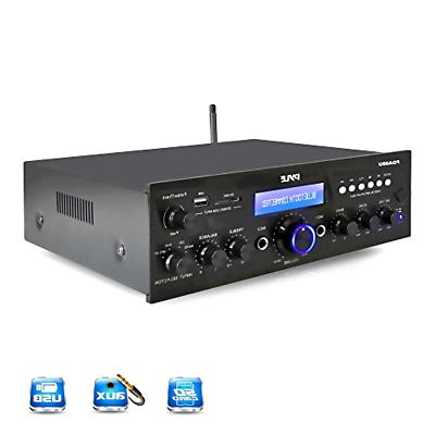 Wireless Bluetooth Stereo Receiver Home Audio