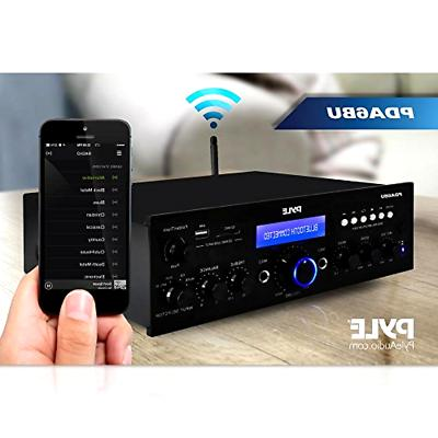 Wireless Bluetooth Stereo Receiver Theater Digital Audio