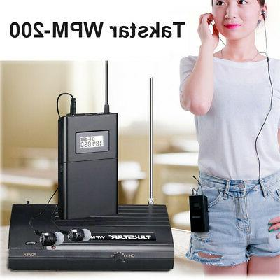 Wireless In-ear System UHF Stereo
