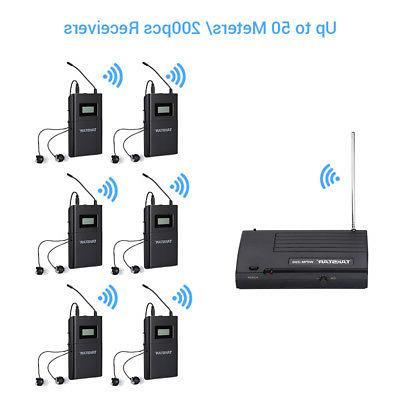 Wireless System UHF Stereo 780-789MHz