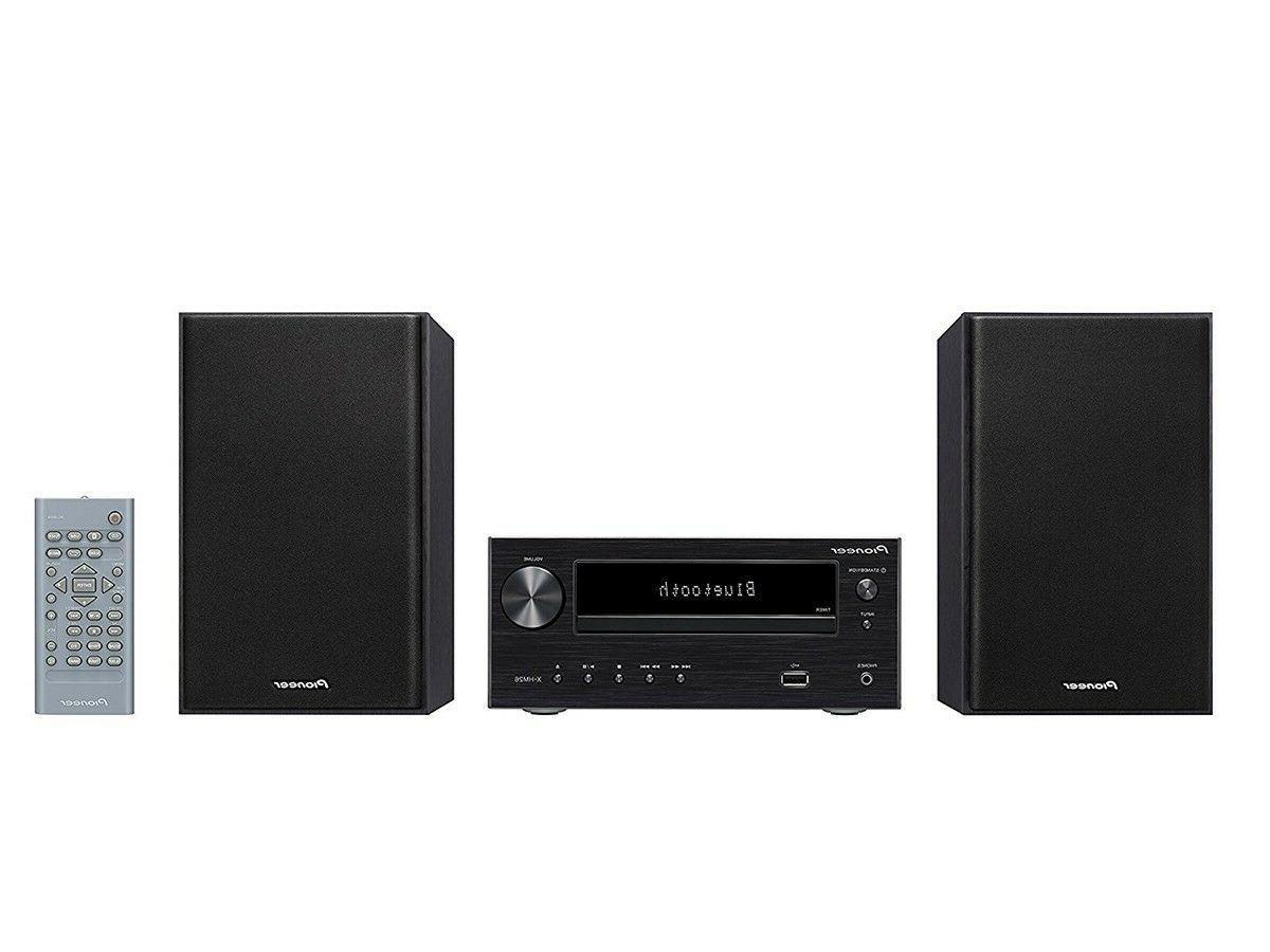 xhm26 30w micro system black