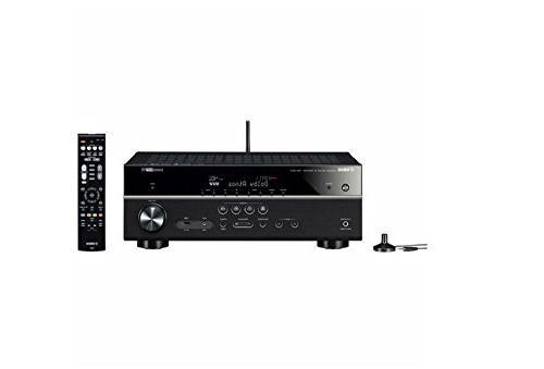 yamaha tsr 5810 72 channel network receiver bluetooth wi fi