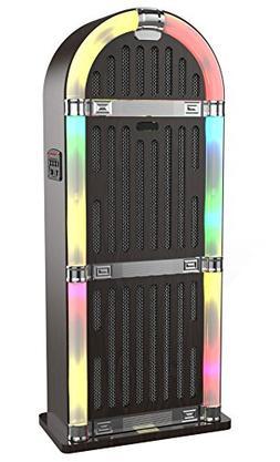 lightshow bluetooth wireless jukebox stereo