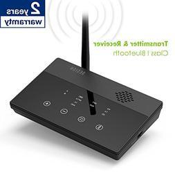 Besign Long Range BE-RTX Bluetooth Audio Adapter, Wireless T