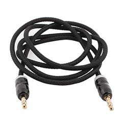 uxcell 3.5mm Male to 3.5mm Male Audio Stereo Cable on Car Ex