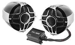 BOSS Audio MC750B Motorcycle / ATV Speaker System – Blueto