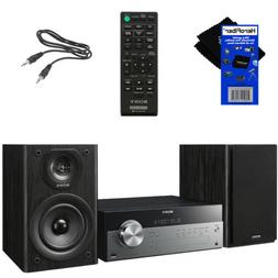 Sony Micro Music Stereo System w/NFC, Bluetooth, USB, CD & A