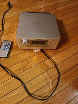 Sylvania Micro Stereo Receiver System CD/AM/FM/MP3 Radio - R