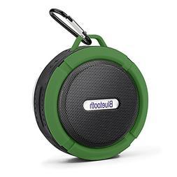 Portable Bluetooth Speakers, Wireless Waterproof Speakers, M